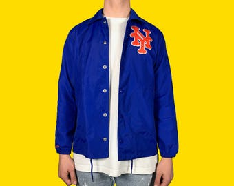 Mets Coaches Jacket
