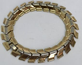 Crown Trifari (pat pend.) vintage 1950s bracelet