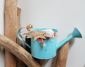 Metal small watering can