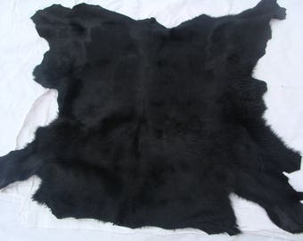 Lambskin and black lambskin leather or full grain leather