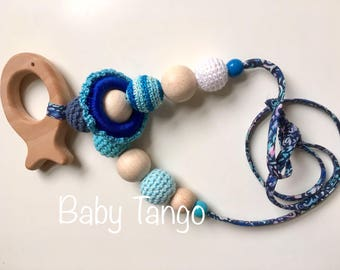 Breastfeeding Necklace **Nursing Necklace** wooden teether necklace