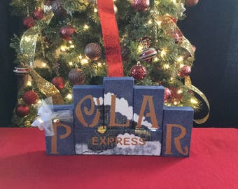 Polar Express Blocks