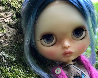 Custom Blythe Dolls For Sale by Luna, OOAK Custom Blythe