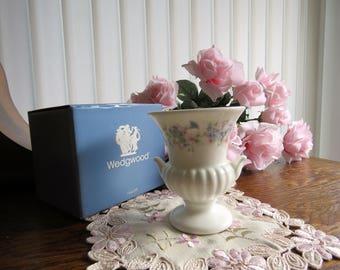 Vintage Wedgwood Angela bud vase