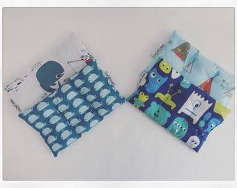 Organic heating pad, birth gift, gift idea, baby accessories.