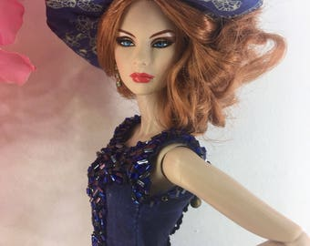 Dress for fashion royalty, barbie, poppy parker