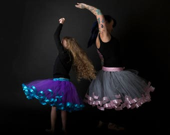 Ribbon Trimmed Petticoat