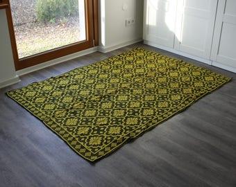 Carpet,184x130,kilim, rug,virgin, wool,hand woven, rugs,Kelim, Bettüberwurf, Wandbehang,Tagesdecke