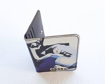 Card holder / thin wallet / credit card holder / leather card wallet / leather card holder / credit card wallet / business card case