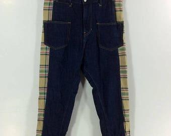 On sale 25% Rare RNA Inc Punk Style Pant  Size S Rock Rna Inc Japan Girl Jeans