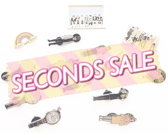 SECONDS SALE - 방탄소년단 BTS Wings Young Forever Hyyh Rainbow Army Bomb Enamel Pin Ynwa Kpop Bangtan Badge Pins