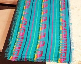 Ethnic cambaya Placemats,Mexican fiesta,cambaya,native print,soho decor,Mexican party,Mexican linen,artisan,ethnic,chic.soho,decor,tablemats