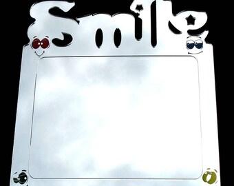 Smile - Decorative Acrylic Mirror