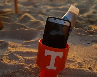 Tennessee Beach Spiker// University of Tennessee Beach Spiker// Power T Beach Spiker//