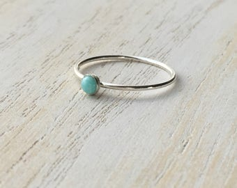 Simplistic Amazonite Ring