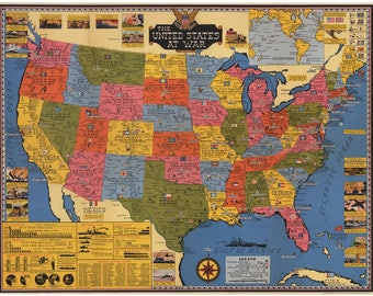 1943 The United States at War