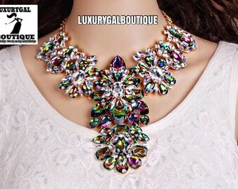 Exotic Queen Adjustable Choker Necklace