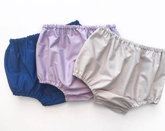 Coloured Bloomers