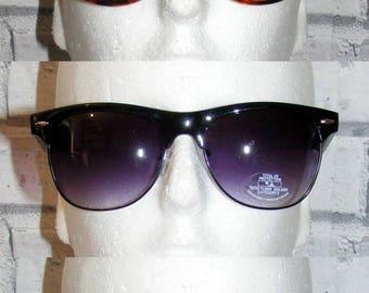 Bundle/joblot 3 pairs assorted 80s/90s vintage style/deadstock sunglasses (SS23)