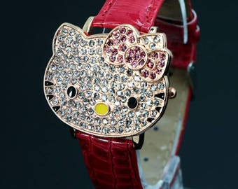 Delicate Cartoon Watch