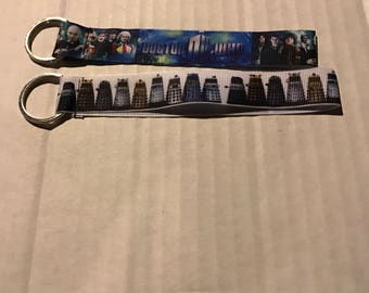 Doctor Who Keychains