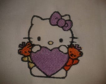 MACHINE embroidery (made to order)