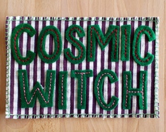Cosmic Witch Patch
