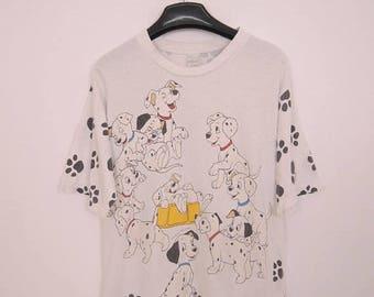 CLEARANCE SALE /// 20% Vintage Disney 101 Dalmatians T-Shirt