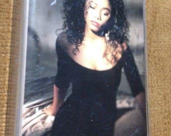 Karyn White audio cassette tape