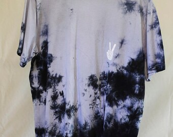25% OFF ENTIRE SHOP Adult Size Xl - Ready To Ship - Unisex - Festival - Pastel Tie Dyed - T-shirt - 100 Percent Cotton - Free Shipping withi