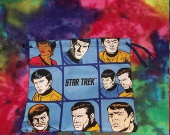 Star Trek dice bag