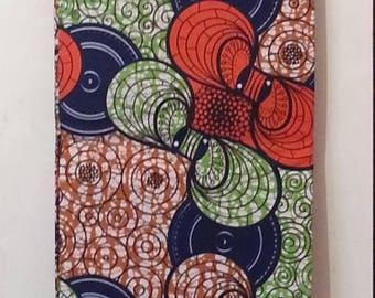 4 Yards African Print Fabric, Wax Fabric, Tissu Africain