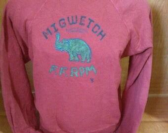 Vintage 45RPM Sweatshirts 45 RPM Sweatshirts Made in Japan
