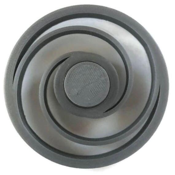 Spiral Fidget Spinner Hypnotizing ADD EDC ADHD