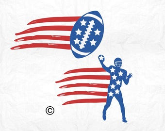 American flag svg, Football mom svg, Kids svg, Usa flag svg, SVG Files, Cricut, Cameo, Cut file, Files, Clipart, Svg, DXF, Png, Pdf, Eps