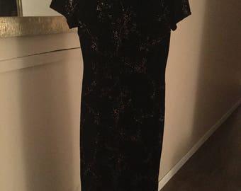 Vintage inspired Japaneese Dress