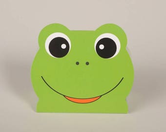 Frog favour boxes
