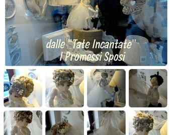 Tate & groom-Love Enchanted Love