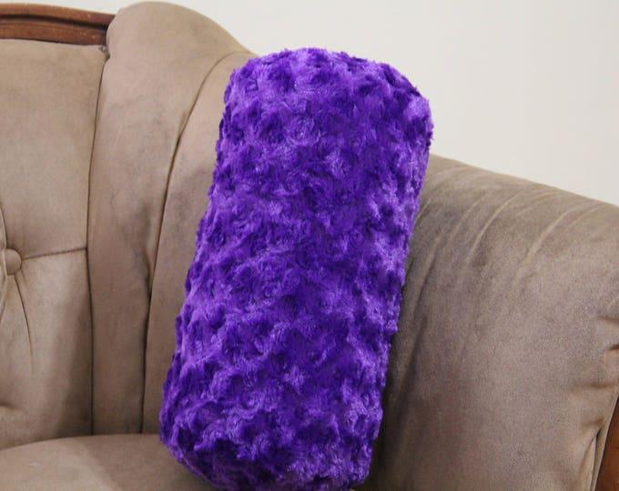 Bolster Pillow Cover, Roll Pillow Cover, Decorative Pillow, Throw Pillow Cover, Neck Roll Pillow Cover, Round Bolster, Log Pillow, Custom