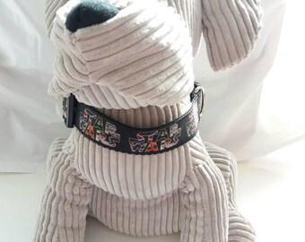 Dog collar in star wars design.