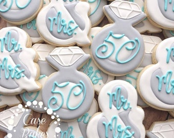 Anniversary Cookies - 1 dozen