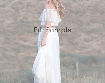Fit sample for Zarah and Zalia two-piece