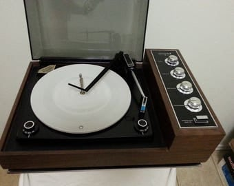 Vintage Zenith Fully Automatic Compact Turntable/Good Working Condition