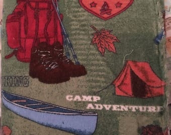 Camp Adventures Reversible Bandana