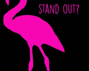 Flamingo Print *INSTANT DOWNLOAD*