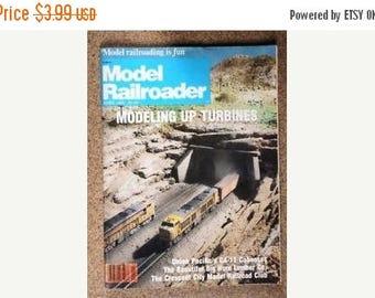 S Model Railroader Magazine April 1981