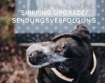 Tracked Shipping /// Sendungsverfolgung
