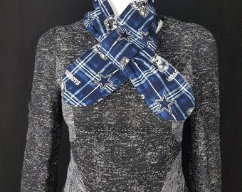 Cowboys fabric scarf