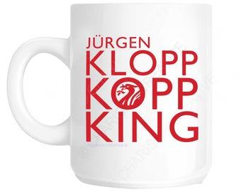 Jurgen Klopp Novelty Fun Mug CH389