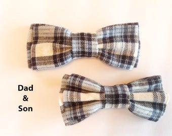 Bow Tie, Mens Bow Tie, Dad and Son Bow Tie, Dog Bow Ties, Matching Dog Bow Tie, Valentines Bow Tie, Dog Bowtie, Bowtie, Boys Bow Tie  DS750